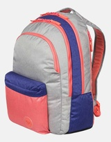 Roxy Slow Emotion Colorblock Backpack
