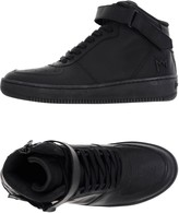 Leather Crown High-tops & sneakers - Item 11268893
