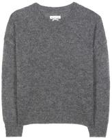 Etoile Isabel Marant Isabel Marant, Étoile Clifton knitted mohair-blend sweater