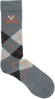 For Bare Feet Virginia Cavaliers Argyle Dress Socks