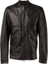 Vivienne Westwood Man leather jacket