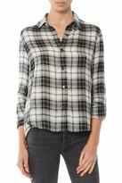 Generation Love Calvin Plaid Top