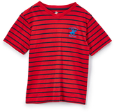 Beverly Hills Polo Club Red V-Neck Tee - Boys