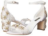 Dolce & Gabbana Sandalo Pizzo Mid Heel