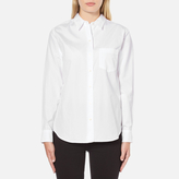 Levi's Women's Sidney 1 Pocket Boyfriend Shirt Bright White
