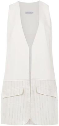 M·A·C Mara Mac long waistcoat