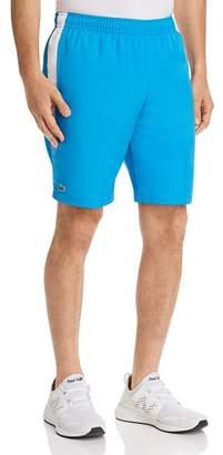 Lacoste Gradient-Stripe Drawstring Shorts