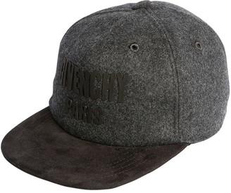 Givenchy Felt Wool & Suede Hat