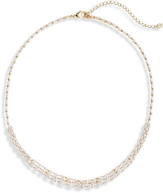 Nordstrom Nested Marquise Collar Necklace