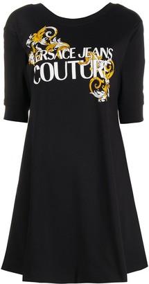 Versace Oversized T-Shirt Dress