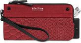 Kenneth Cole Reaction RFID Wristlet Wallet with Portable Phone Charger