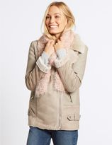 Marks and Spencer Fluffy Scarf