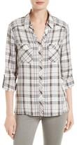 Joie Women's Cenna Plaid Shirt