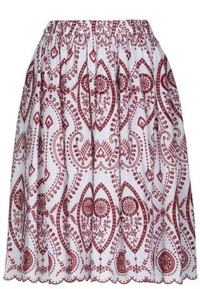 Naf Naf Knee length skirt