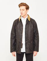 Barbour Truss Wax Jacket Brown