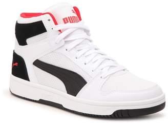 Puma Rebound LayUp SL High-Top Sneaker - Men's