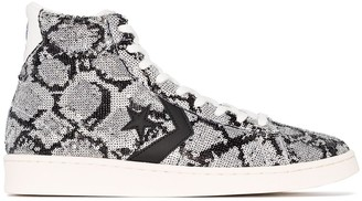 Converse Pro Snakequins high-top sneakers