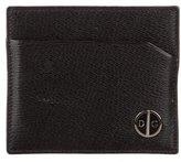Dolce & Gabbana Leather Logo Cardholder