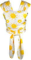Yellow Suns Organic Cotton Baby Wrap Carrier