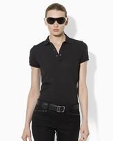 Ralph Lauren Golf New Tech Pique Short Sleeve Tournament Polo Shirt