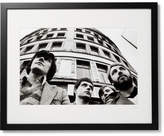Sonic Editions Framed Joy Division, Manchester 1979 Print, 16 X 20 - Black