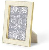 AERIN Shagreen Photo Frame