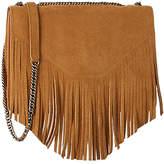 Gerard Darel Lucky Leather Shoulder Bag