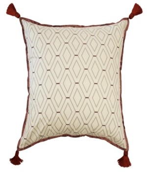 Waverly Fresco Flourish European Sham