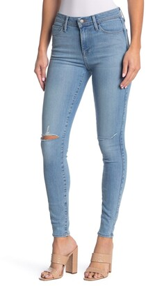 Fidelity Sola Skinny Distressed Jeans