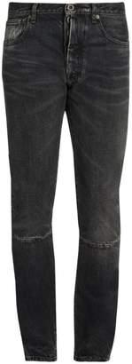 Unravel Project Blackstone Panel Skinny Jeans