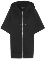 Burberry Cotton And Cashmere-blend Hoodie