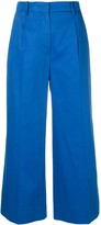 Sonia Rykiel cropped wide-leg trousers