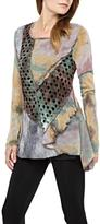 Adore Tiedye Netting Top