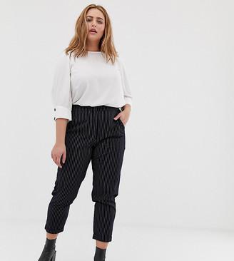 Vero Moda Curve slim tailored pants