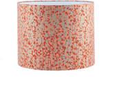 Clarissa Hulse Garland Lamp Shade - Pebble/Tiger Lily - Medium