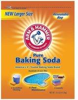 Arm & Hammer Baking Soda - 13.5 lb. bag - CASE PACK OF 2 [Kitchen]