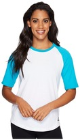 adidas Baseball Short Sleeve Top Women's Long Sleeve Pullover