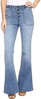 Volcom High Waisted Flare Women's Jeans