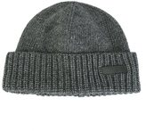 DSQUARED2 knitted ribbed hat - kids - Nylon/Viscose/Cashmere/Wool - 48 cm
