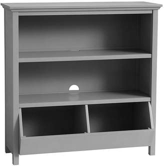 Pottery Barn Kids Cameron Storage Bookcase, Simply White, Standard UPS Delivery