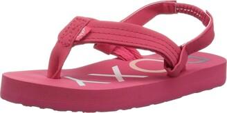 Roxy Baby-Girl's TW Vista 3 Point Sandal Flip-Flop