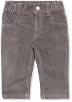 Petit Bateau Unisex baby five-pocket stretch velours pants