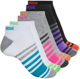 Converse Half-Cushion Socks - 6-Pack, Below the Ankle (For Women)