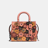 Coach Rogue 25 In Glovetanned Pebble Leather With Tea Rose