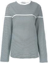 Stone Island striped long-sleeve T-shirt
