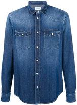 Dondup denim shirt - men - Cotton - L