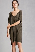 Forever 21 Washed High-Low Dress