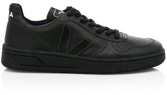 Veja V-10 Bastille Vegan Leather Sneakers
