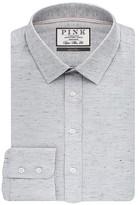 Thomas Pink Wilde Plain Super Slim Fit Dress Shirt - Bloomingdale's Slim Fit