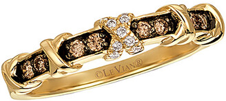 LeVian Le Vian 14K 0.18 Ct. Tw. Diamond Ring